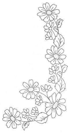 Resultado de imagen para patrones para bordar cojines