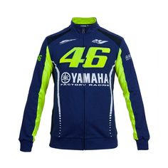 Cheap price US $29.82  2017 Valentino Rossi VR46 for Yamaha Racing Blue MotoGP Mens FELPA Zip-up Sweater  #Valentino #Rossi #Yamaha #Racing #Blue #MotoGP #Mens #FELPA #Zipup #Sweater  #CyberMonday