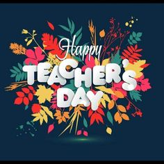 Happy Teacher S Day Layout Design With Volume Paper Letters. Birthday Wishes Messages, Birthday Blessings, Teachers Day Card Design, Happy Teachers Day Wishes, Wedding Anniversary Message, New Year Wishes Quotes, Dont Touch My Phone Wallpapers, Happy Birthday Flower, Paper Crafts Origami