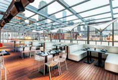 Best Rooftop Bars Open All Year Round - Thrillist
