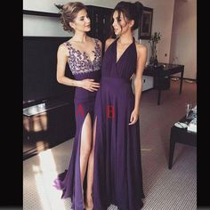 vestidolargoconescotev Kayla's Wedding Vestido