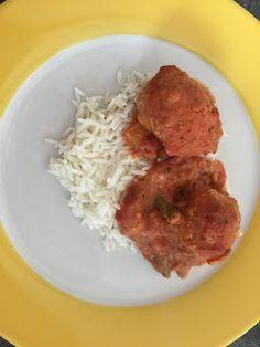 Mone kocht: Hackbällchen mit Gemüse in Tomaten- soße