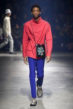 Kenzo Fall 2018 Menswear Fashion Show Collection