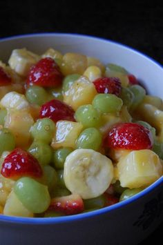 Glazed Fruit Salad   12 servings    1 can pineapple chunks 1 package (3 ounces) cook-and-serve vanilla pudding mix 1 cup orange juice any...