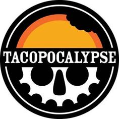Tacopocalypse ...I love fusion cuisine so this place was a great find, I really love their burritos..Ryan brought me their soup and grilled cheese tonight because I don't feel good ...I soaked the grilled cheese in soup so i could eat it...so not vegan, so not even healthy, but I'm sick so I don't care
