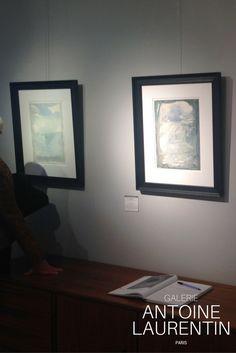 #exposition #exhibition  Joseph SIMA - Œuvres sur papier Galerie Antoine Laurentin, 23 Quai Voltaire Paris #peinture #paintings #tableaux