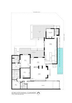 22 Melvista Avenue, Claremont, WA 6010 - floorplan