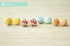20 Easy and Beautiful Earring DIY Ideas