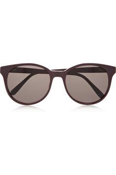Prism|Rio round-frame acetate sunglasses|NET-A-PORTER.COM