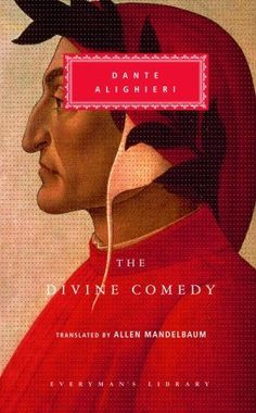 The Divine Comedy (Dante Alighieri). Every single word in The Divine Comedy has meaning and purpose. In reading this I always lose myself in countless layers of symbolism intertwined with mythology and historical facts. I Love Books, Great Books, Books To Read, My Books, Library Books, The Divine Comedy, Dante Alighieri, Thing 1, Classic Books