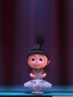 + images about Agnes on Pinterest 768×1024 Despicable Me Agnes | Adorable Wallpapers
