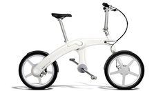 ALLPE Medio Ambiente Blog Medioambiente.org : La primera bicicleta eléctrica, plegable y sin cadenas del mundo