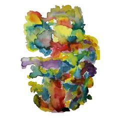 Gummi Bear Watercolor Painting Printable Abstract 8.5x11 Art by tinacarroll, $10.00    ...BTW,Please Check this out:  http://artcaffeine.imobileappsys.com