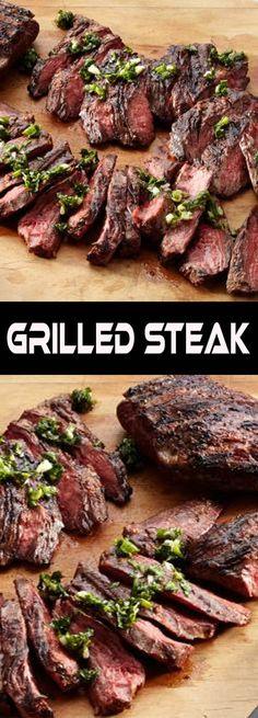 Grilled Steak Recipe