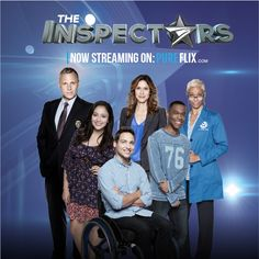 Preston Wainwright is a teenager who doesn't let the paralysis he incurred in a car accident hold him back, and he enjoys working as an intern for his postal inspector mother, and solving crimes together. Watch now on Pure Flix: http://offers.pureflix.com/the-inspectors-series-trailer?utm_campaign=The%20Inspectors&utm_medium=social&utm_source=pinterest