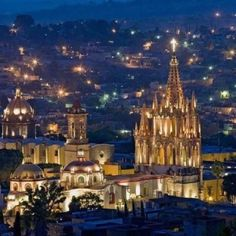 San Miguel Allende Mexico, a friend has told me many tales of traveling there, sure want to go....