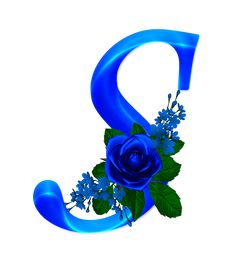 Blue Roses Wallpaper, Name Wallpaper, Iphone Wallpaper, 1080p Wallpaper, Wallpapers, S Letter Images, Alphabet Images, Alphabet Letters Design, S Alphabet