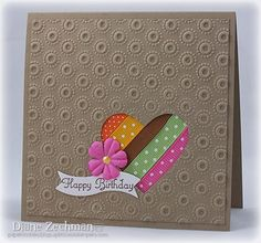 SCRaP RiBBoN CaRD