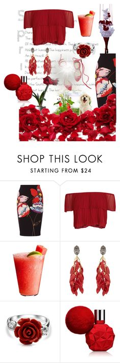 """Untitled #5182"" by princhelle-mack ❤ liked on Polyvore featuring Fenn Wright Manson, Keepsake the Label, Disney, Marni and Bling Jewelry"