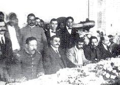 Zapata and Villa in Mexico City