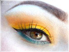 Beautyecke: Look - Strahlesommer und erfüllte Lidschattenträume