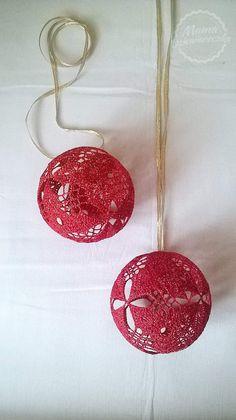 Christmas balls / bombki choinkowe / dekoracje świąteczne