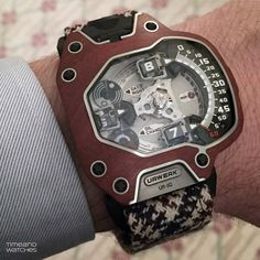 Urwerk UR-110 EastWood | Time and Watches