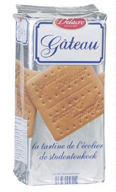 Biscuit Delacre, Biscuits, C'est Bon, Convenience Store, Food, Nostalgia, Crack Crackers, Convinience Store, Meal