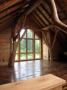 Timber barn - Hillbrand Woodworking, LLC
