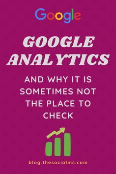 Google Analytics is a very powerful tool – but it's also an addictive and time-consuming piece of software – and if you check it too often, it can become a problem for your business. why and when you should NOT look at your analytics tools. Why Google Analytics can keep you from being productive. How to use Google Analytics to stay productive. #googleanalytics #howtouseanalytics #googleanalytics101 #blogmonitoring #monitoringsocialmedia #socialmediametrics #blogmetrics #bloganalytics… Social Media Analytics, Google Analytics, Content Marketing, Seo, Blogging, Addiction, How To Become, Software, Tools
