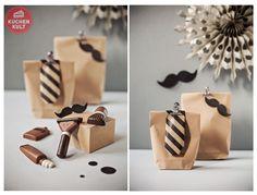 #Geschenk verpacken für den Mann, #Verpackungsidee, #gift #wrapping for men