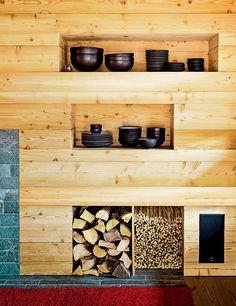 wood nooks / house wood mood