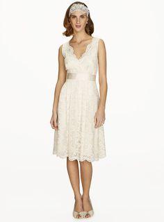 Sofia Short Bridal Dress http://www.weddingheart.co.uk/bhs-wedding-dresses.html