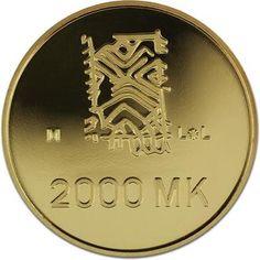 KUVA: Suomen Rahapaja History Of Finland, Decorative Plates, Money, Personalized Items, Gems, History, Silver, Gemstones