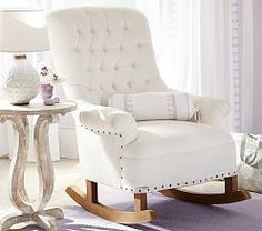 Baby Furniture - Nursery Chairs And Ottomans   Pottery Barn Kids