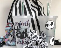 Your place to buy and sell all things handmade Personalized Starbucks Cup, Custom Starbucks Cup, Starbucks Logo, Starbucks Tumbler, Personalized Cups, Best Friend Gifts, Gifts For Friends, Disney Wine Glasses, Disney Cups