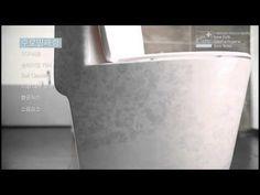 3.5L Water Saving toilet by 인터바스 ( Interbath ) http://www.interbath.co.krinterbath bathroom deco #interbath #bathroom #bathroom #remodeling #인터바스 #욕실 #화장실