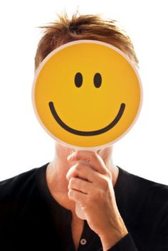Grin and bear it: Smiling facilitates stress recovery #smiling