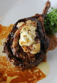 Viande Rouge Steakhouse, Johns Creek (Becky Stein / AJC Special) KESSLER TOP 50 PICK