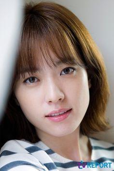 満開女優ハン・ヒョジュ