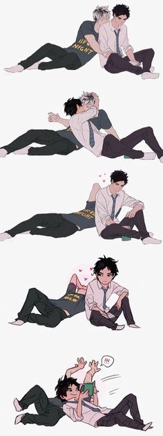 Akaashi's smile is what I live for <3