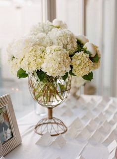 Flowers for centerpieces?