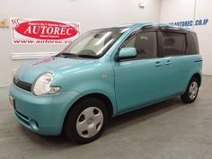 Japanese vehicles to the world: 19548T1N7 2005 Toyota Sienta for Tanzania to Dar e...