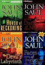 All John Saul books are amazing!