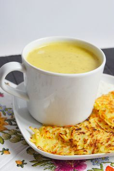 Soup Recipes, Healthy Recipes, Yummy Mummy, Make Good Choices, Polish Recipes, Healthy Lifestyle, Food And Drink, Nutrition, Skinny