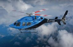 Bell 429, Bell helicopter