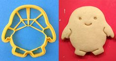 Doctor Who Adipose cookie cutter. This needs to be in my kitchen.