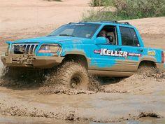 1996 Jeep Grand Cherokee - 4Wheel & Off-Road Magazine