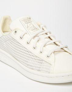 Adidas Originals Stan Smith CF S75188 White/Gold