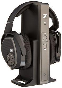 Sennheiser RS 175 RF Wireless Headphone System #Sennheiser #Wireless #Headphone #System